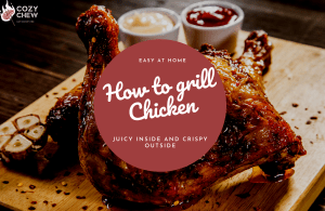 how to grill chicken featured