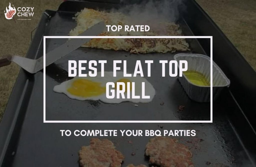 best flat top grill feature
