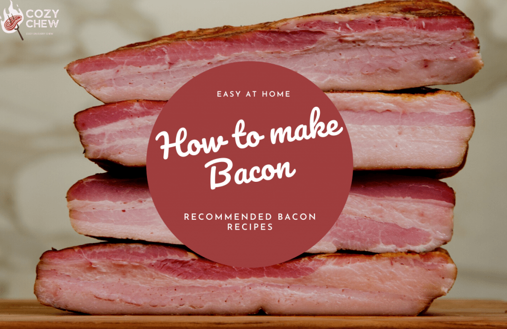 how to make bacon at home featured