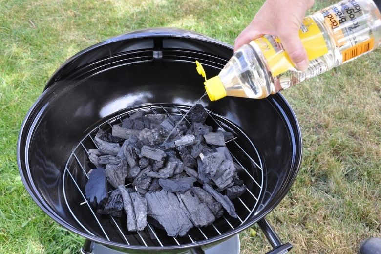 Lighter Fluid And Gasoline Can Leave Residual Flavor To The Foods
