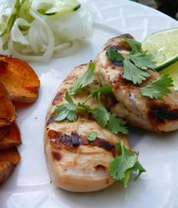 Tropical Chicken Breast