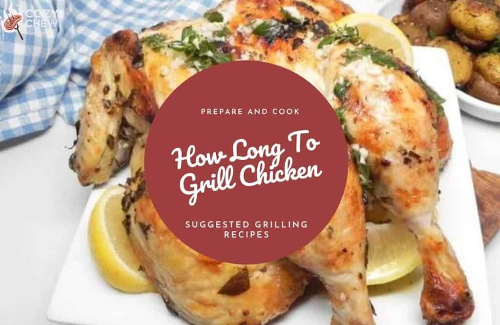 how long to grill chicken featured